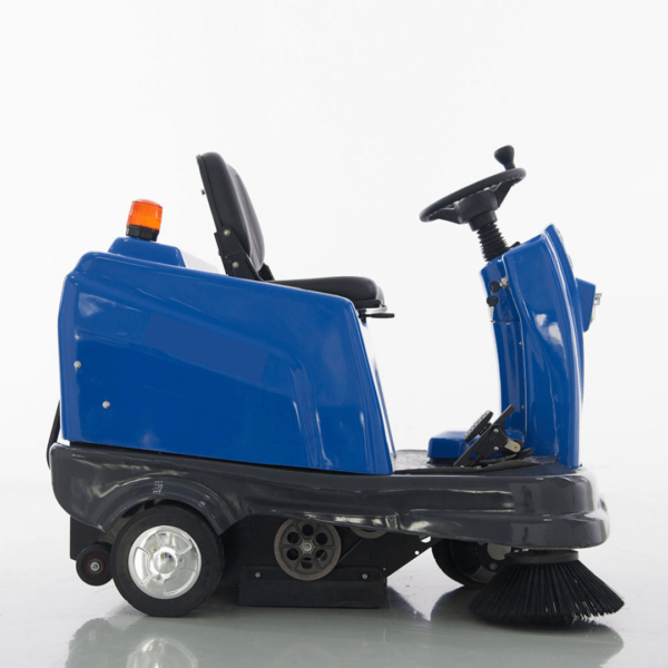 S12 Electric Sweeper