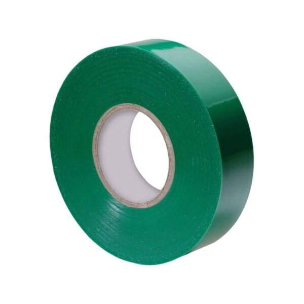Scotch® Vinyl Electrical Tape, 3/4 in. x 66 ft. x 7 mil., Green