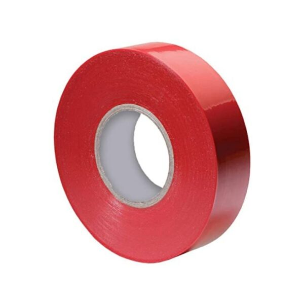 Scotch® Vinyl Electrical Tape Red( 34 in. x 66 ft. x 7 mil) (3)